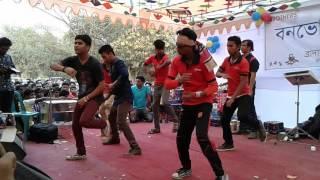 Moner gopon ghore Dance performance