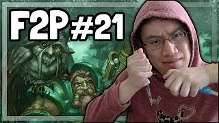 Hearthstone constructed: Rogue F2P #21 - Costly Silence