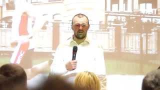 БЕГУЩИЙ БАНКИР. Семинар В Одессе Как Стать Счастливым