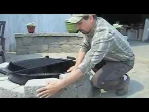 DIY Stone Fire Pit Kits : Cape Cod Fire Pits