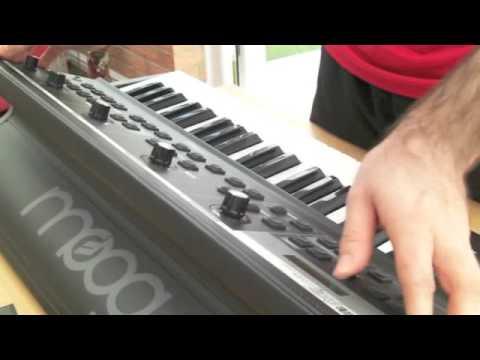Moog Little Phatty Debug Repair