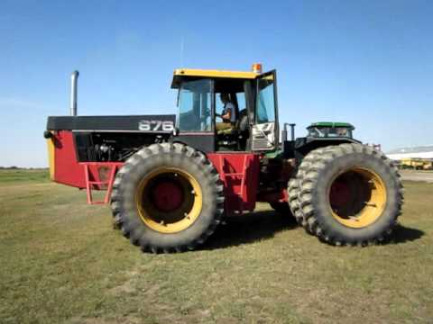 1986 versatile 876 tractor for sale at combine world youtube