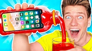 Download Lagu 5 Amazing DIY Phone Cases! Learn How to Make The Best New Funny Slime iPhone & Samsung Case Gratis STAFABAND