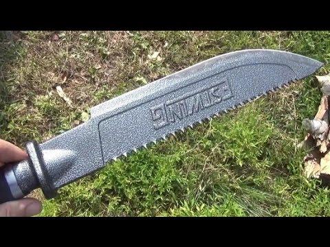 Estwing makes a machete