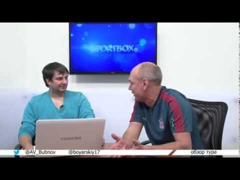 Александр Бубнов о матчах 17 го тура 26.11.2013