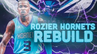 Is Scary Terry Legit? Terry Rozier Charlotte Hornets Rebuild! NBA 2K19