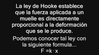 Download Ley de Robert Hooke 3Gp Mp4
