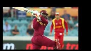 Chris Gayle 200 Runs | First Double Century WC 2015