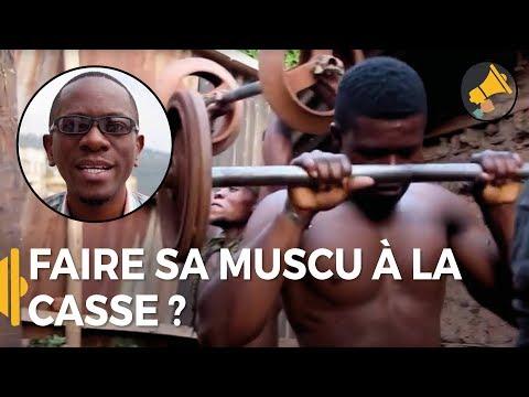 La gym à la casse - Pacom en RDC - Les Haut-Parleurs #SPORTS