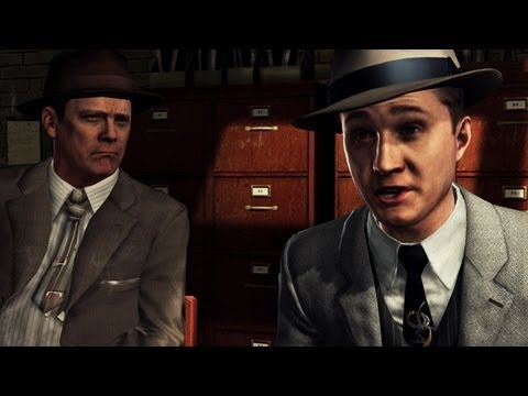 L.A. Noire - Test / Review zur Konsolen-Version von GamePro (Gameplay)