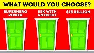 11 HARD CHOICES THAT