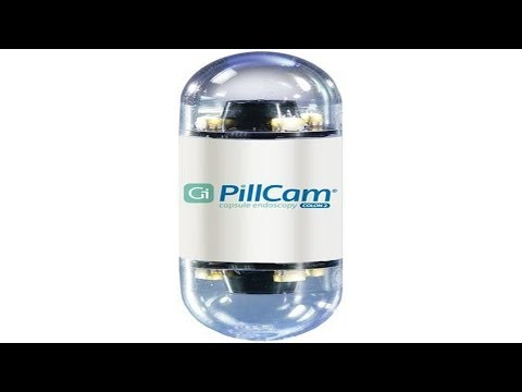 This Pill Sized Camera Can Save Your Life