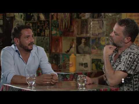 Zecalu em entrevista com Élsimar Pondé - Dois Pontos