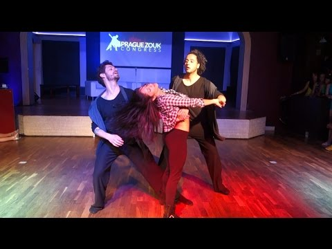 PZC2017 Artistic Performance by Brenda Anderson and Xandy ~ video by Zouk Soul