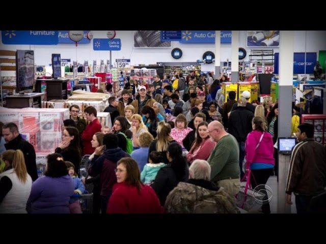 Black Friday frenzy signals green for retailers
