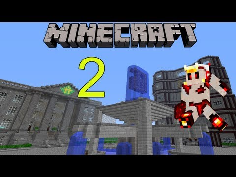 MINECRAFT - Servidor NewAgeGamers Ep2 - Mi guarida secretarl