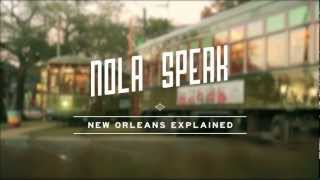 NOLA Speak: The New Orleans Streetcar