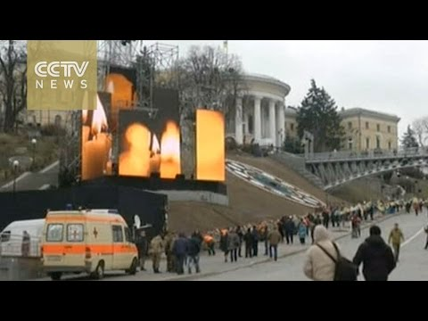 Ukraine marks second anniversary of pro-European mass protests