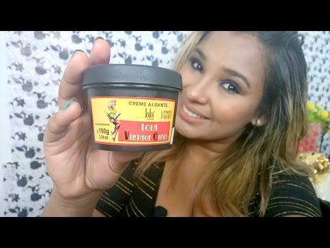 Resenha creme alisante/botox lola cosmetics   Aline Mendes