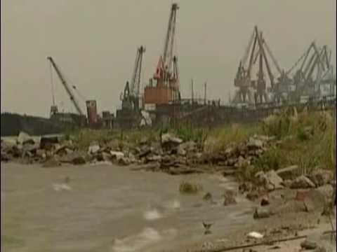 Global warming hits China's Yangtze Video Reuters