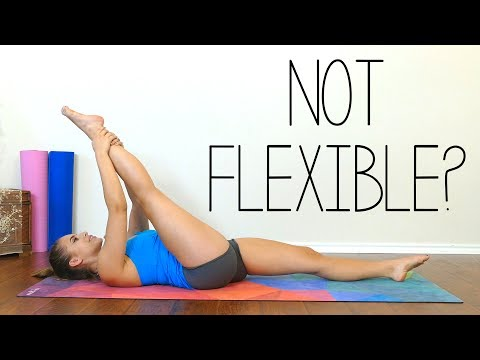 Stretches for the Inflexible! Complete Beginners Flexibility with Nico | Dance, Gymnastics, Splits