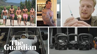 Steroids, syringes and stigma: the quest for the perfect male six-pack