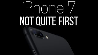 iPhone 7: 5 things Apple borrowed from Android