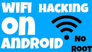 How to Hack WIFI Password Without any App