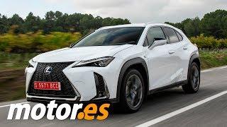 Lexus UX 250h 2019 | SUV híbrido | Prueba / Review en español | HD
