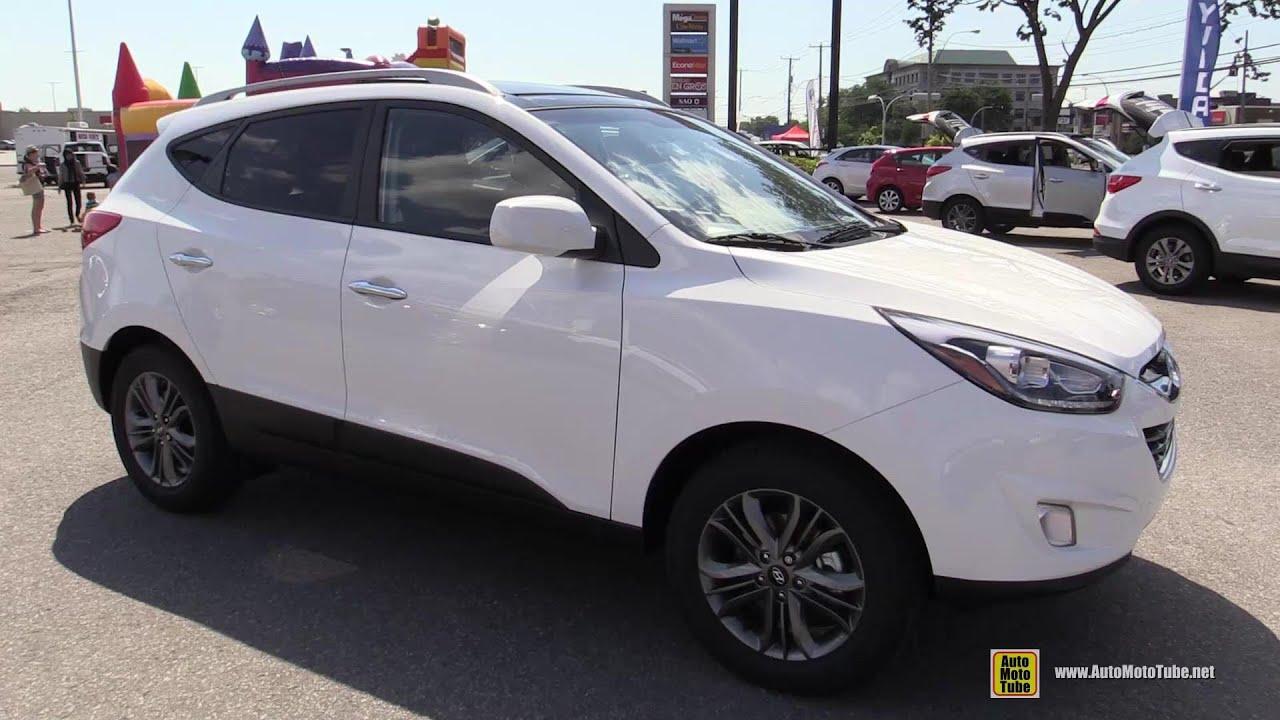 2015 Hyundai Tucson Gls Exterior And Interior Walkaround
