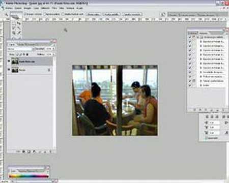 Tutorial Photoshop : Mejorar la calidad fotografia del movil