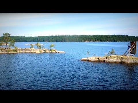 Saimaa  Pihlajavesi archipelago, Finland  cruising - risteily  Saimaalla 2013