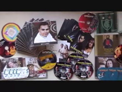 CD MEDIA - Duplicação de CDs e DVDs