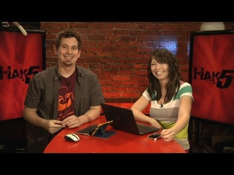 Hak5 - Who's the man in the middle and Technolust photos, Hak5 1105.3