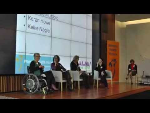 Panel Discussion (Part 1 of 2) at PVAW Forum, Melbourne, 26 August 2014