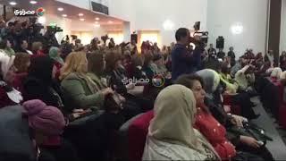 """بحضور وزيرة الثقافة.. """"قومي المرأة"""" يكرم المناضلة الجزائرية جميلة بو حيرد"""