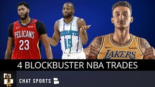 NBA Trade Rumors: 4 Blockbuster Trades That Could Happen At The 2019 NBA Trade Deadline