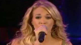 Watch Carrie Underwood There You Are video