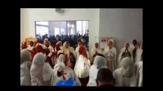 Astro Mariam celebration at Gishen Mariam -