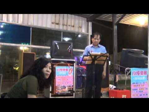 自慢樂團 點唱者 吳明虎 日語歌 2014 10 04 大坪頂晶富餐廳 松哥生日宴