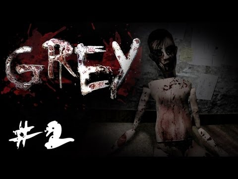 MOST DISTURBING DOLLS EVER! - Grey - Playthrough - Part 2