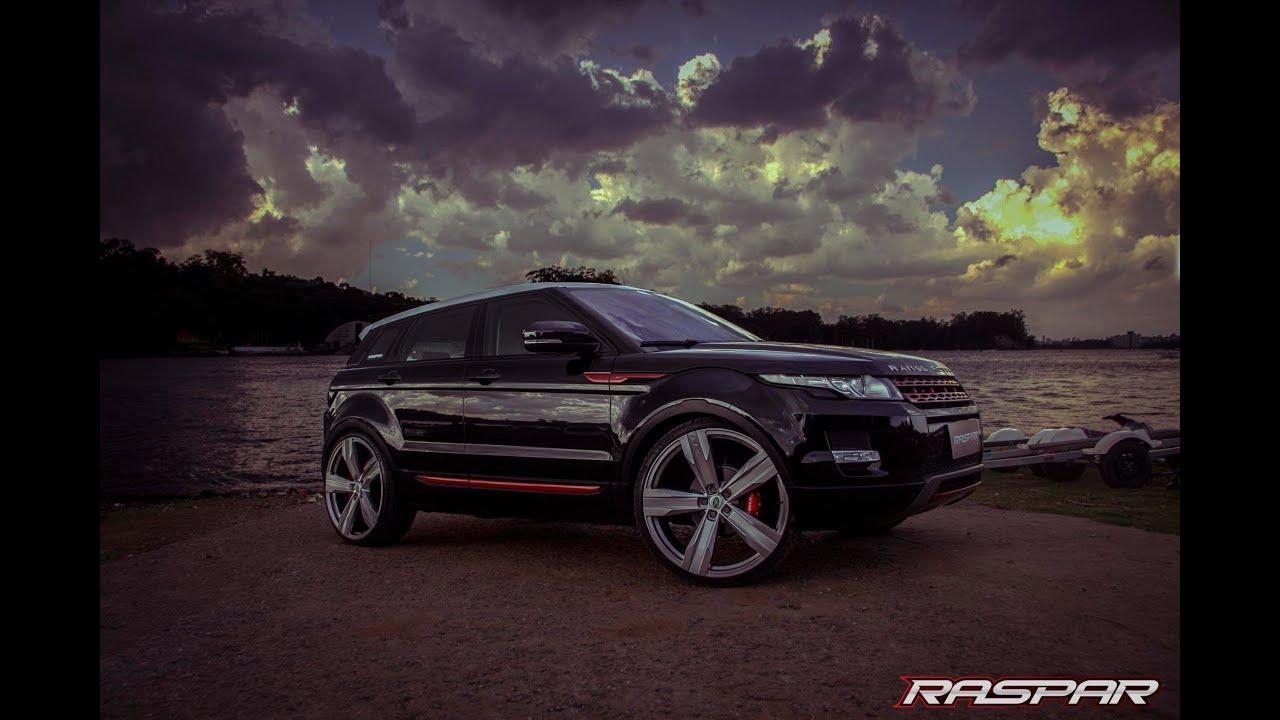 Range Rover Evoque 24 Quot Wheels Youtube