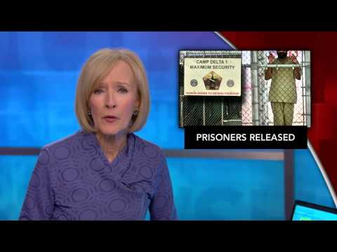 Five Prisoners Released From Guantanamo