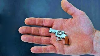 10 Of The SMALLEST Things In The World (Smallest Gun, Smallest Car)