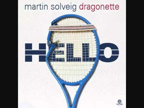 Martin Solveig ft. Dragonette - Hello (lyrics)