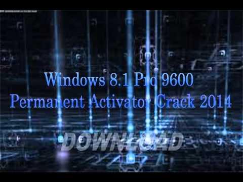 Windows 8 1 Pro 9600 Permanent Activator Crack 2014 Torrent