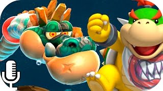 ✪ SUPER MARIO GALAXY 2 ✪ | Parte 7: ¡BOWSER Jr. y su temible DRAGOLOSO! [FULL HD|60fps]