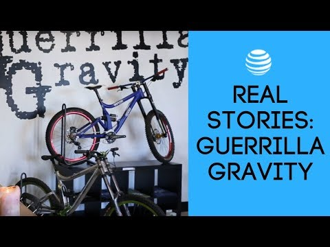 AT&T Real Stories: Guerrilla Gravity