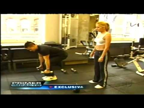 Famosa en el GYM HD - HQ