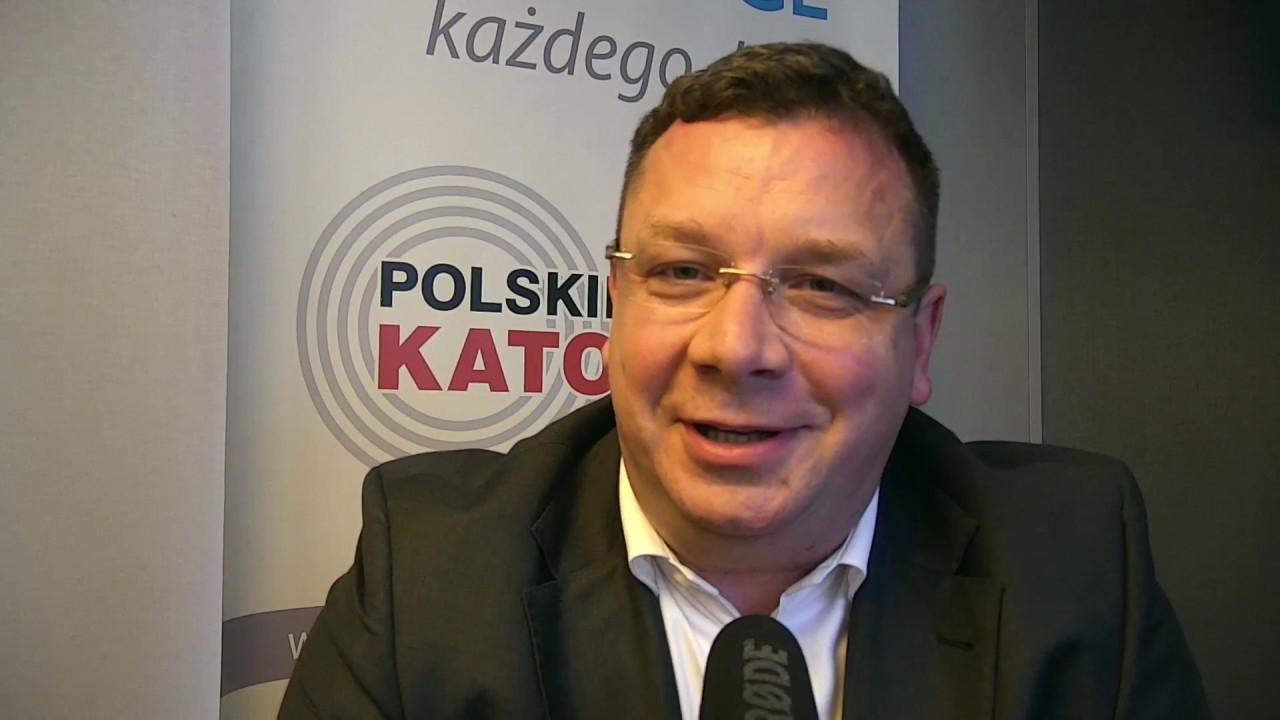 Rozmowa dnia z wiceministrem Michałem Wójcikiem. Radio Katowice, 5.11.2018.